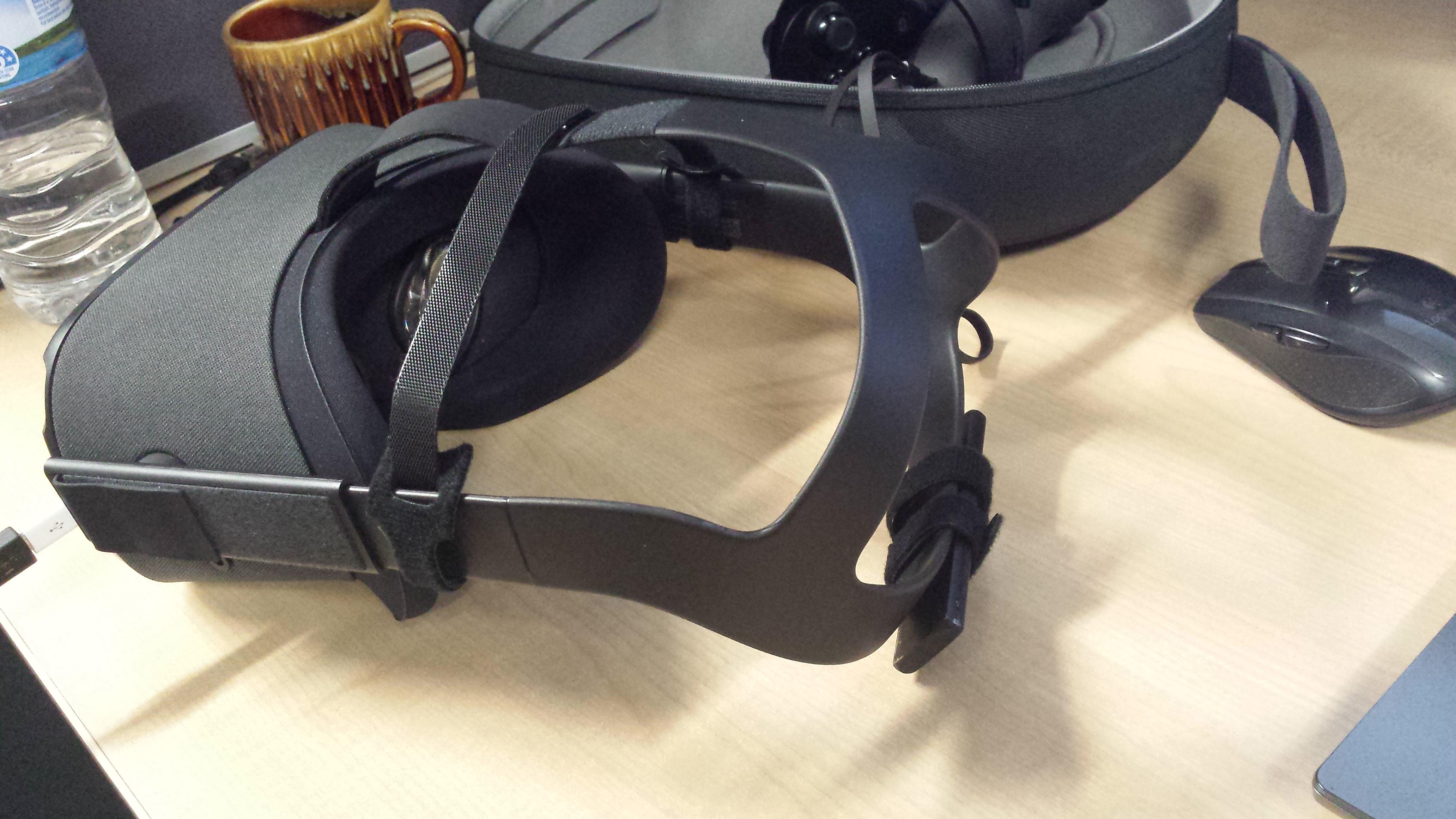 Simple Oculus Quest comfort mod  | snargawok